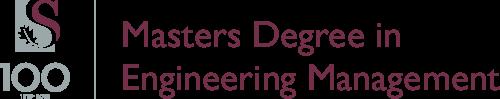 Stellenbosch University Masters Degree in Engineering Management Logo